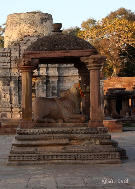 The Nandi Bull, The vehicle of Lord Shiva