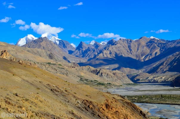 Colourful Spiti