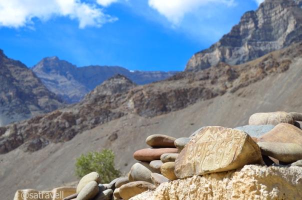 Mane Stones at Tabo
