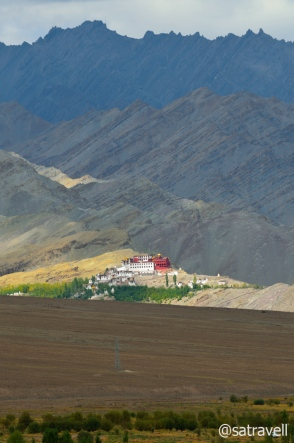 The Stok Palace at 3420 m