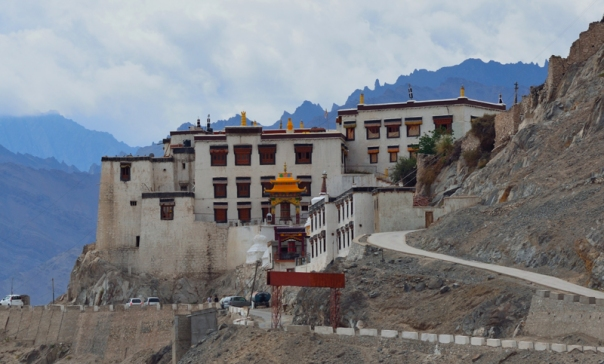 The Spituk Monastery