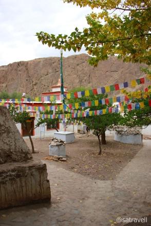 The Alchi Monastery complex