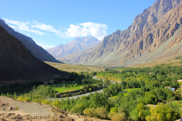 Administratively a part of Kargil division, the Suru Valley is one of the most agriculturally productive valleys of Ladakh