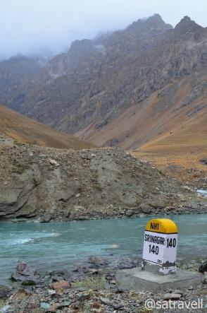 View towards Chiskam Valley