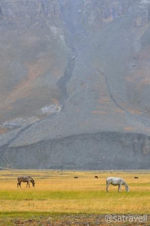 Pasture lands near Matayen