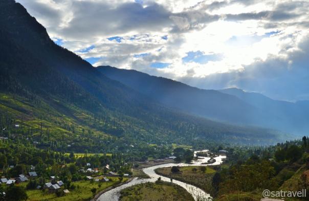 Through the Sind Valley