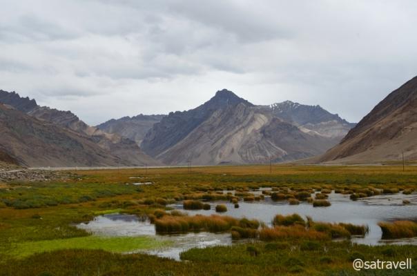 Rangdum Wetlands