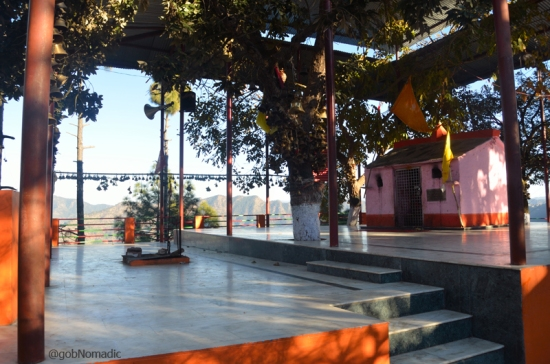 The Kandoliya Mahadev Shrine