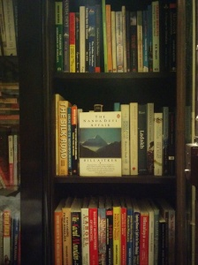 book that has reserved a place for itself in my bookshelf dedicated to travel writings
