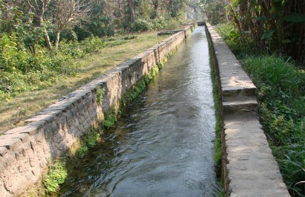 Baur Canal
