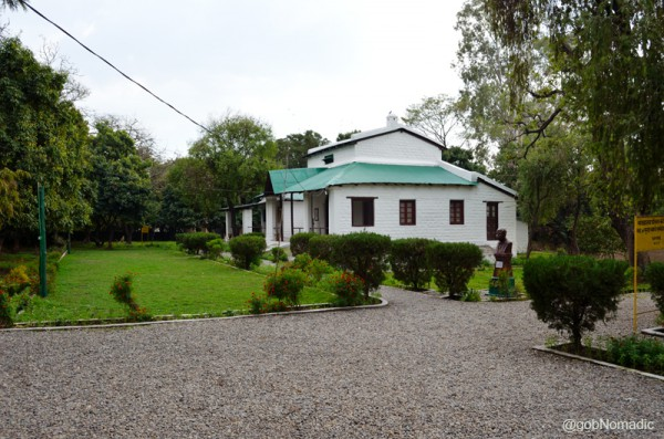 Jim Corbett House, now a state-run museum, at village Choti Haldwani