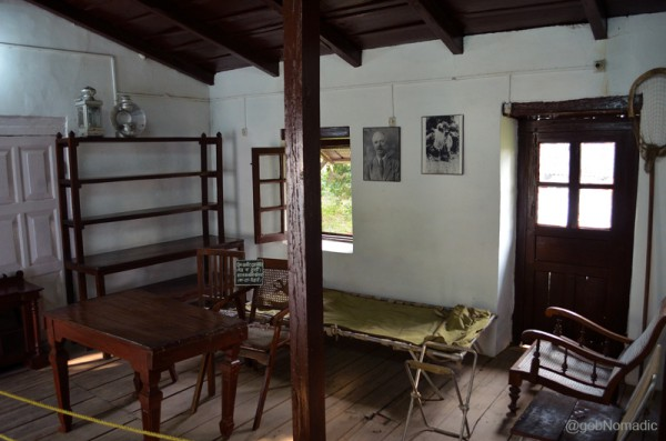 Some of the furnished items owned by Corbett
