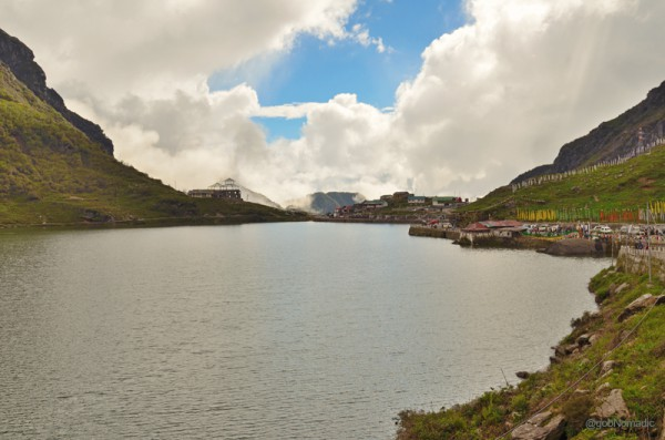 The Tsango Tso or Chango Lake