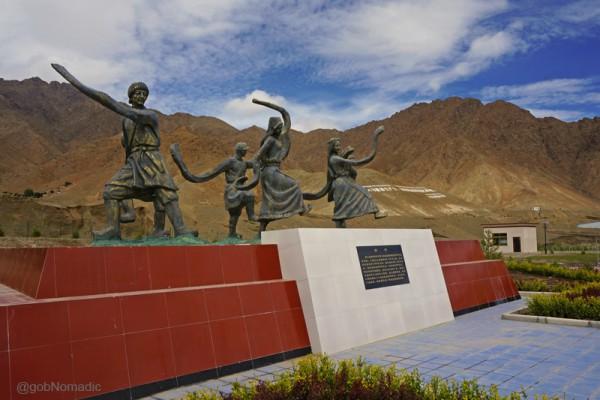 The Xie memorial
