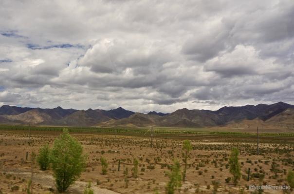 Landscape near Shab Gedling