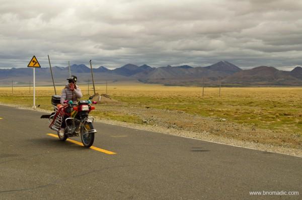 Forever adventurous, truely nomadic