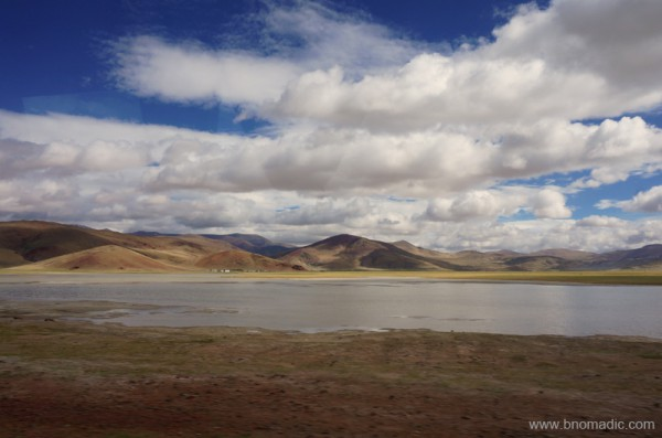 The marshes of Laiwu Tsangpo