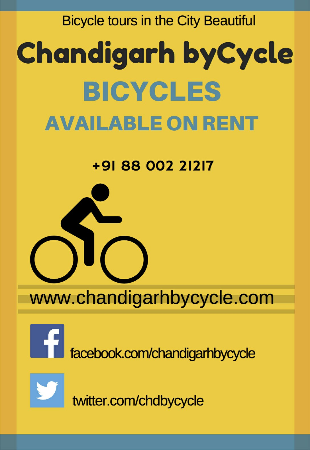 Chandigarh By Cycle