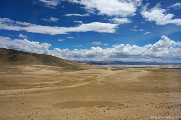 Desert!; Yarlung Tsangpo Chu also in the frame