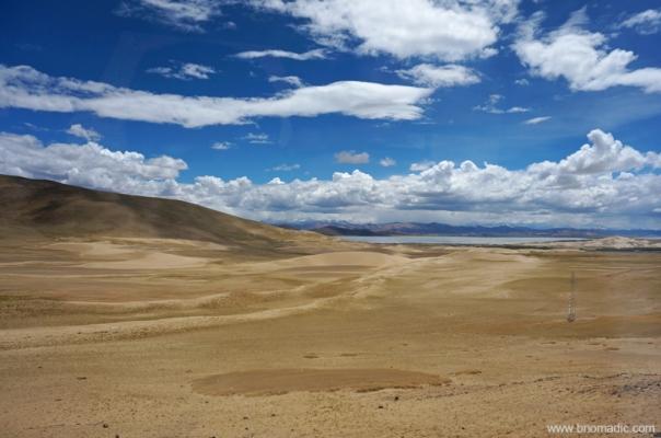 Desert!; Yarlung Tsangpo Chu also in the frame