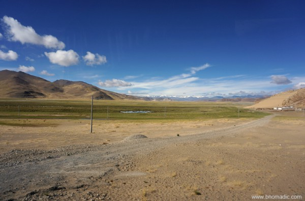 Wide open high-altitude plains
