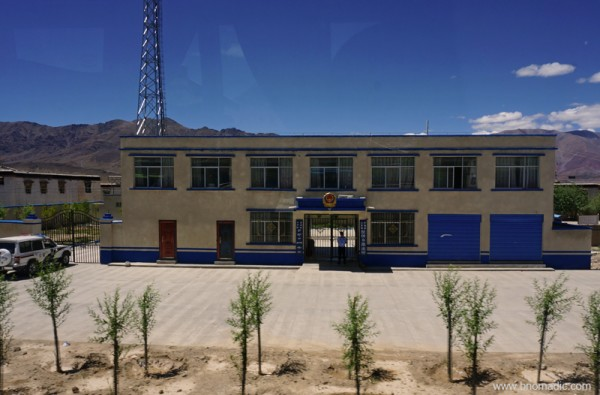 A typical Police Station