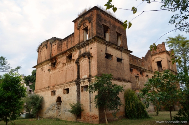 The Castle of Nandpur Guler