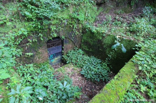 The abandoned tunnel