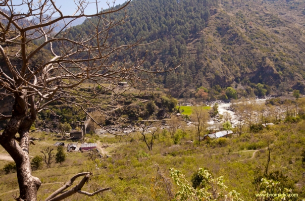The green Pabbar Valley